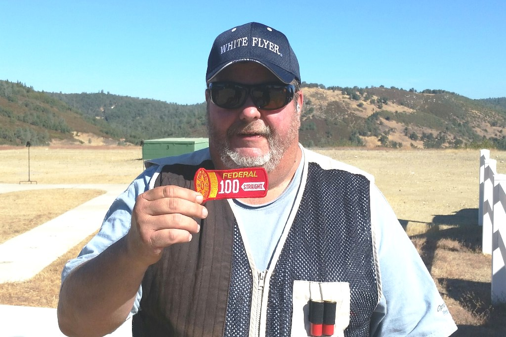 John Johnson shot his 1st 100 at El Dorado
