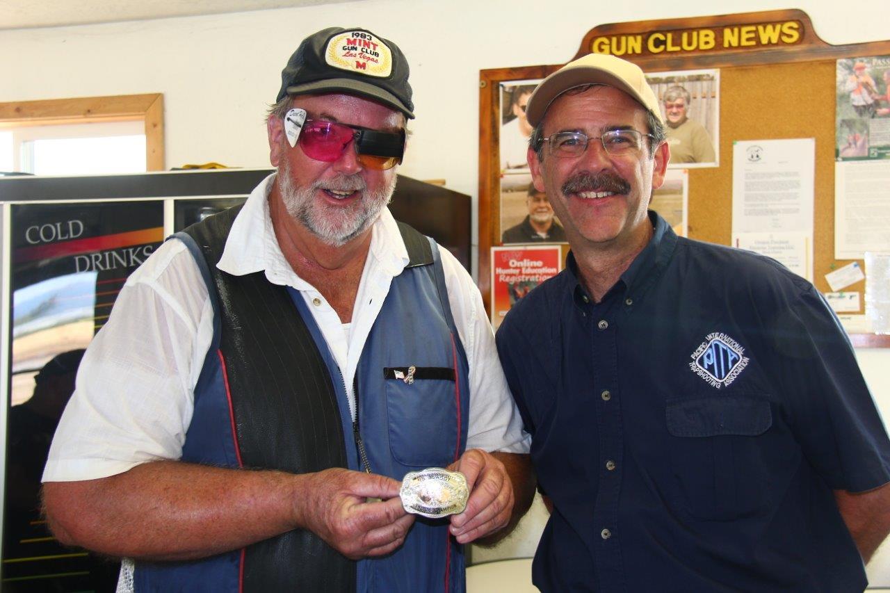 Jon Thompson and Randy Lederbrand