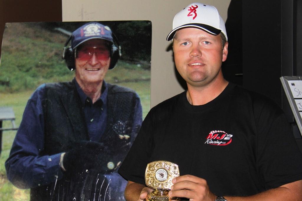 Jim Warn - Portland Gun Club - HOA Champion