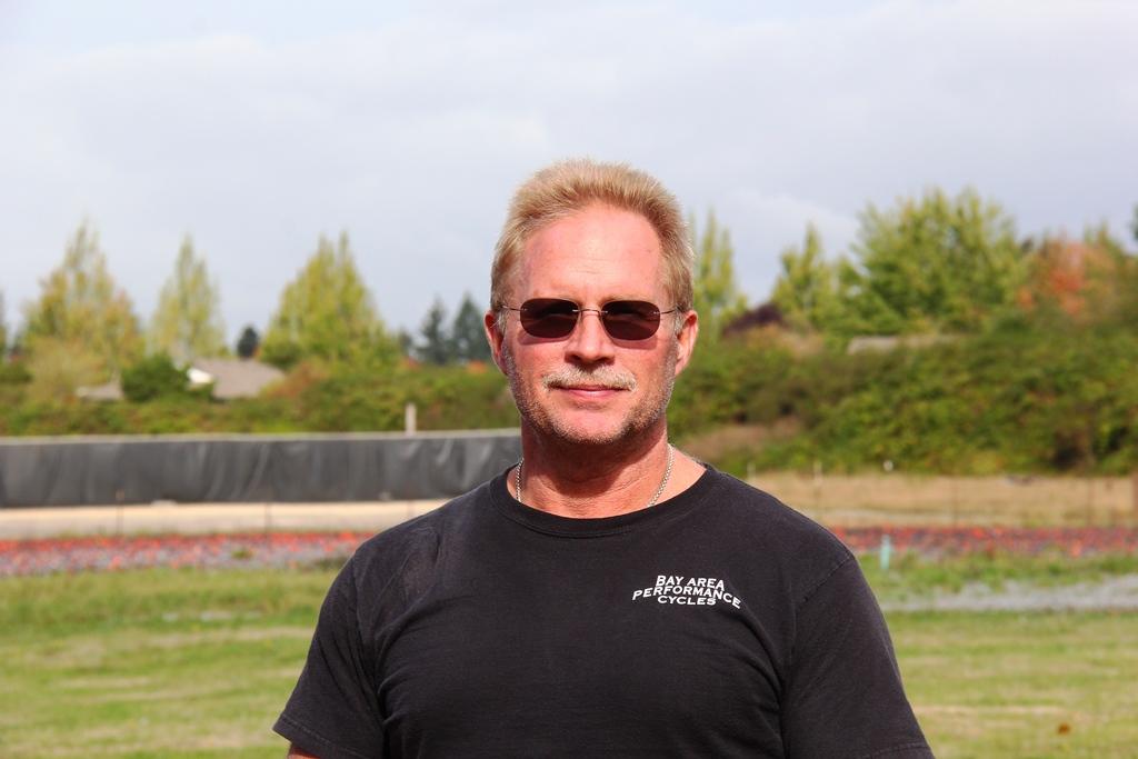 John Sutton - Portland Gun Club - Handicap winner