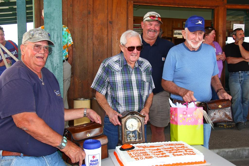 1,000,000 targets - Klamath Falls August 2014