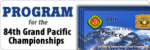 Program for 84th Grand Pacific