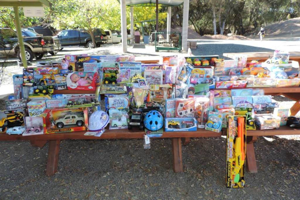 Ukiah - Toys for Tots Shoot