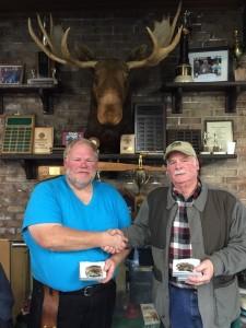 Dave McCallum and Creige Scribner at Old Skagit