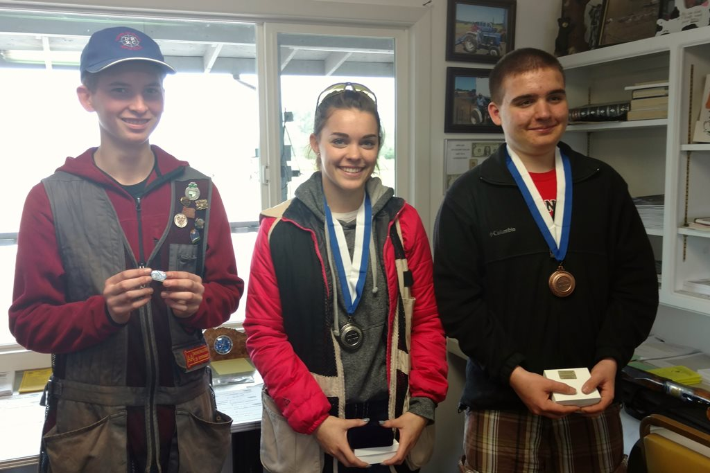 Youth shooters win at Albany