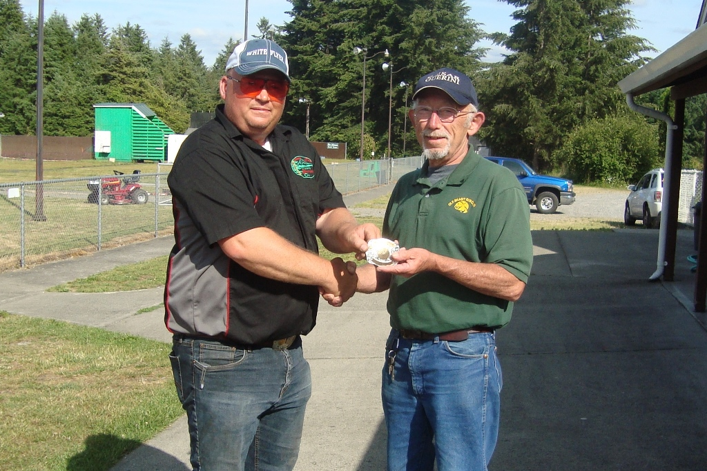 Steve Jungquist wins at Tacoma's PITA Shoot