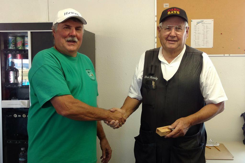 Steve and Daro Handy - Hillsboro - Morlan Memorial 2016