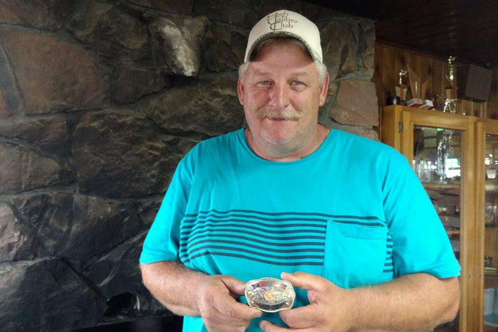 Willie Gooch wins Central Oregon Handicap Championship