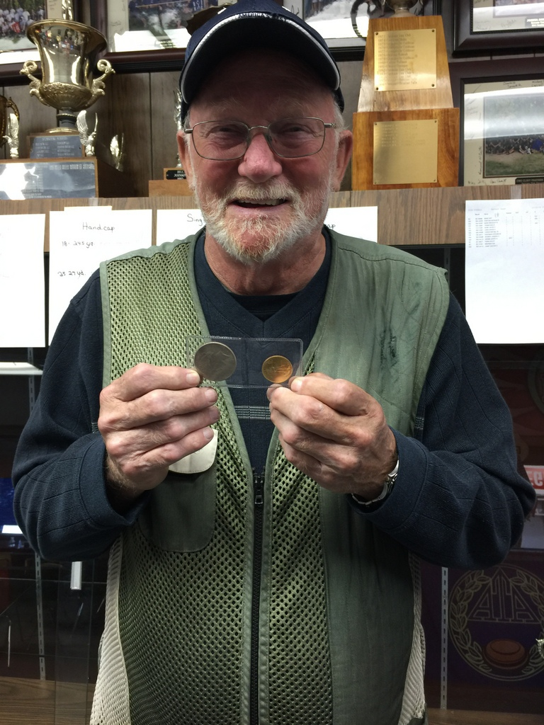 Pat Bare wins GOLD at Harvest Grand.