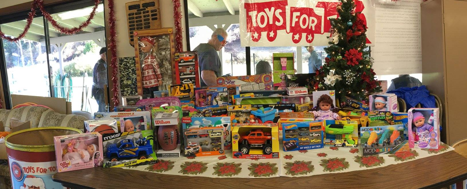 Eel River Toys For Tots