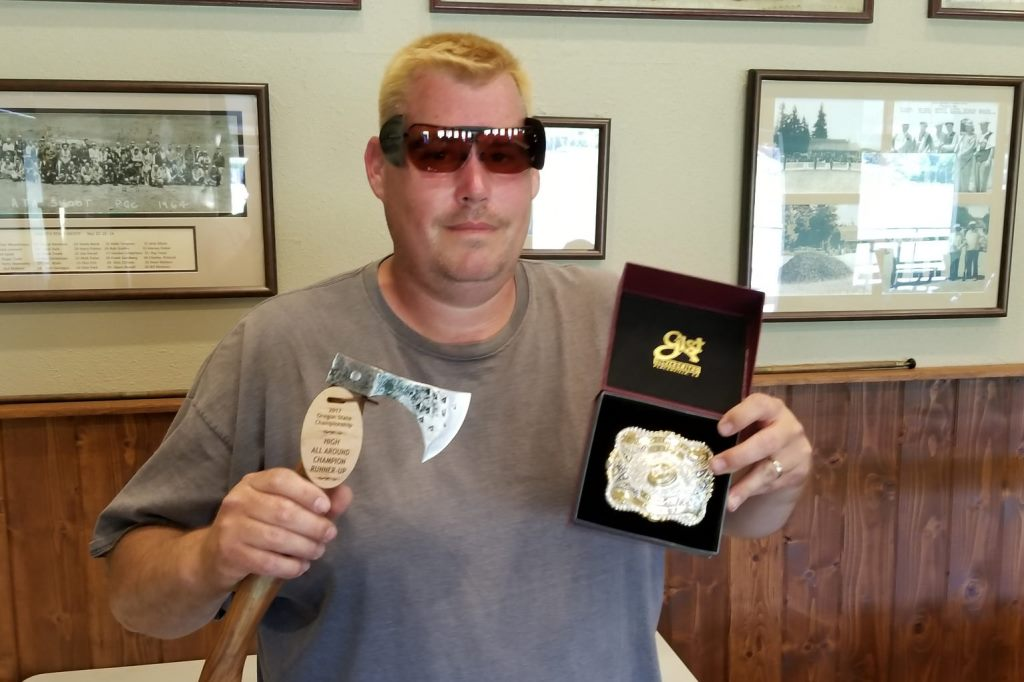 Scott Julian OR State Shoot Champion