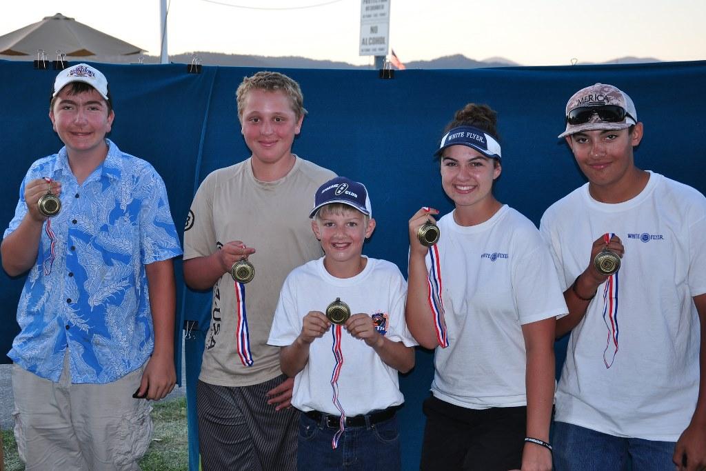 Y-E-S team winners