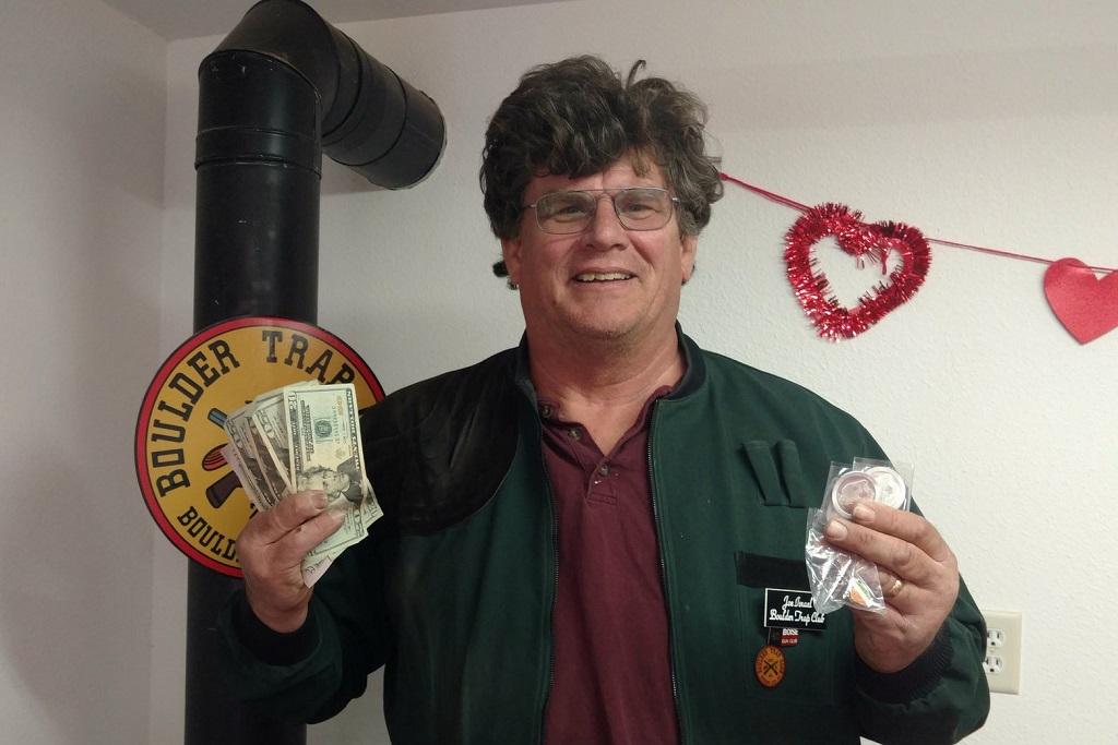 Joe Israel wins at Boulder