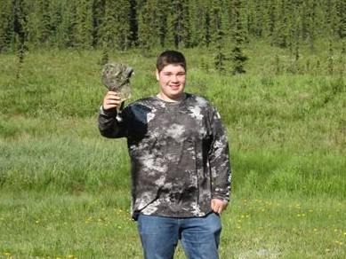 Congratulations to Josh Gloria who shot his 1st 25 at the AK State Shoot