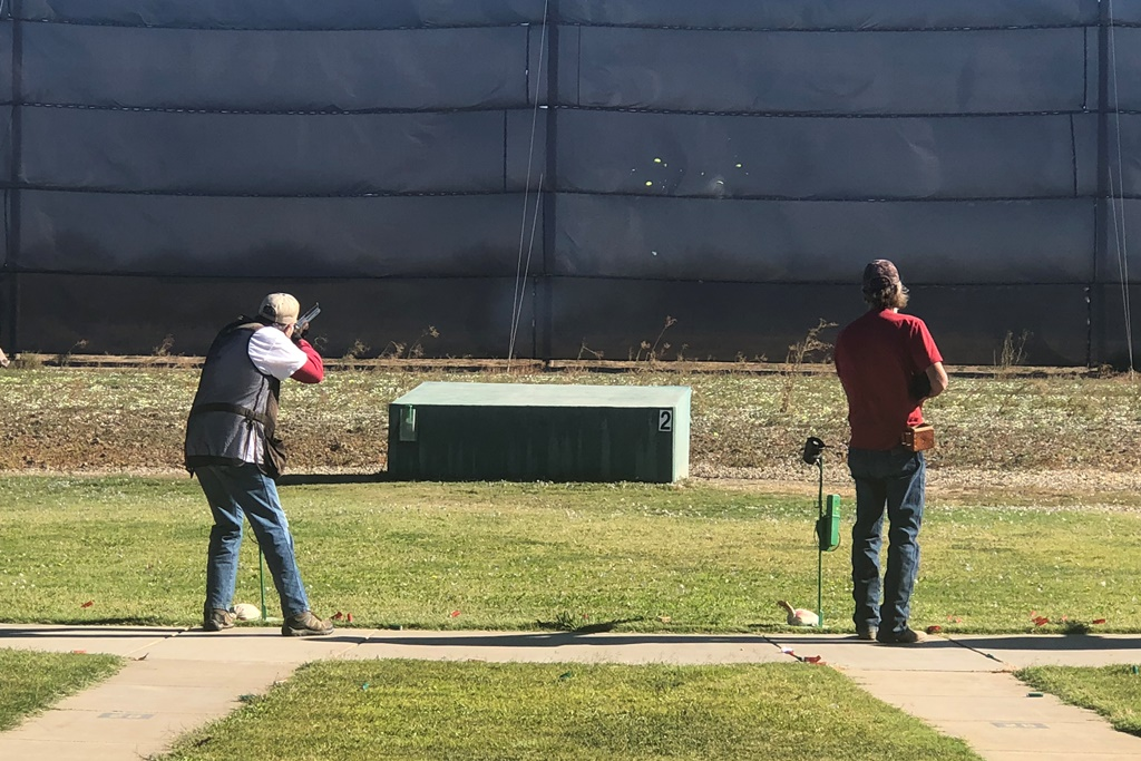 Newman Swamp Rats Multiplex shooters