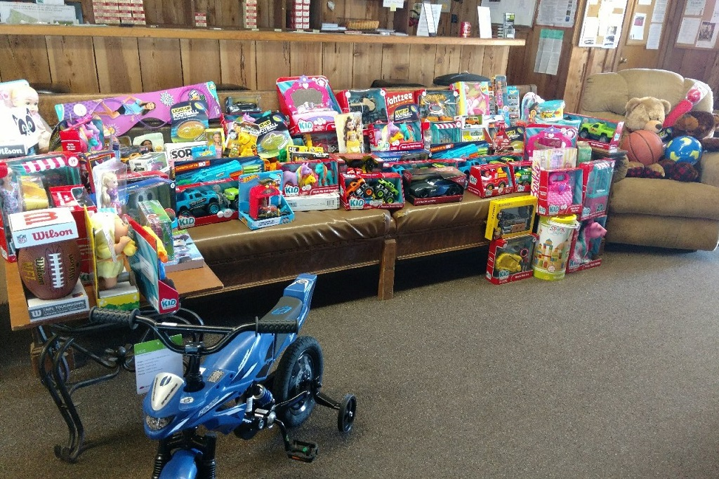 Redding Toys for Tots