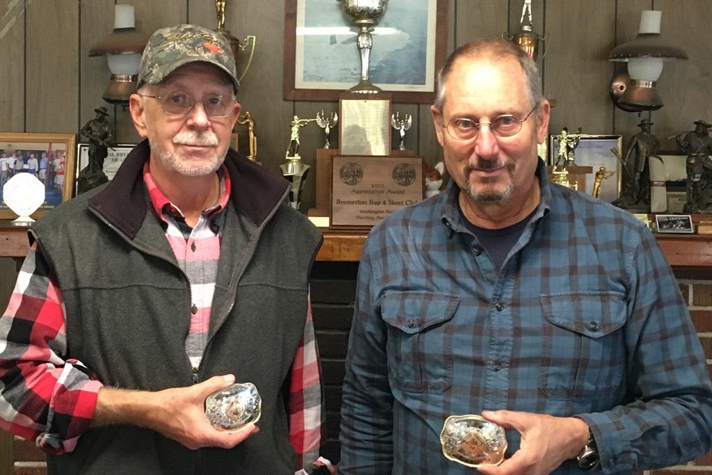 Mark Rensi and Greg Miner - 2018 WDL winners