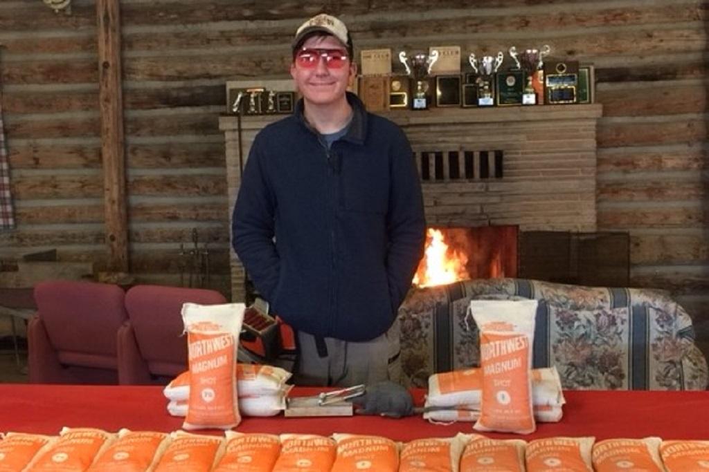 Ryan Widger - winner at Newman Swamp Rats