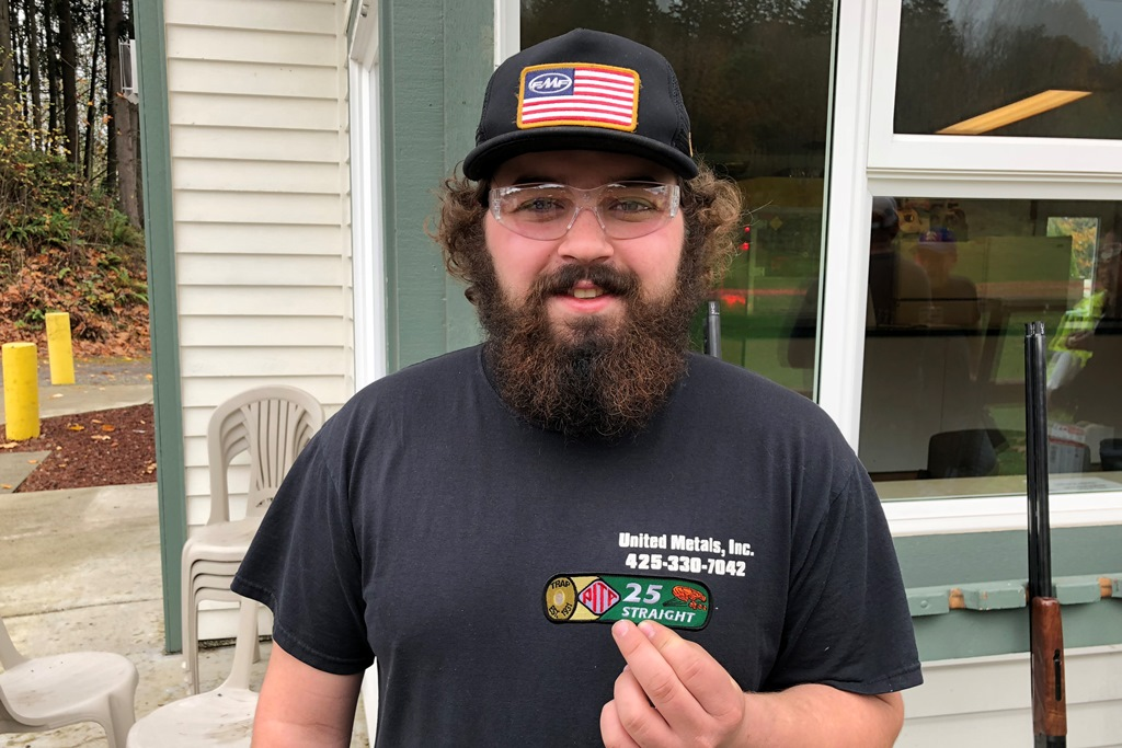 Tanner Martin - 1st 25 Kenmore Multiplex - Nov 2018