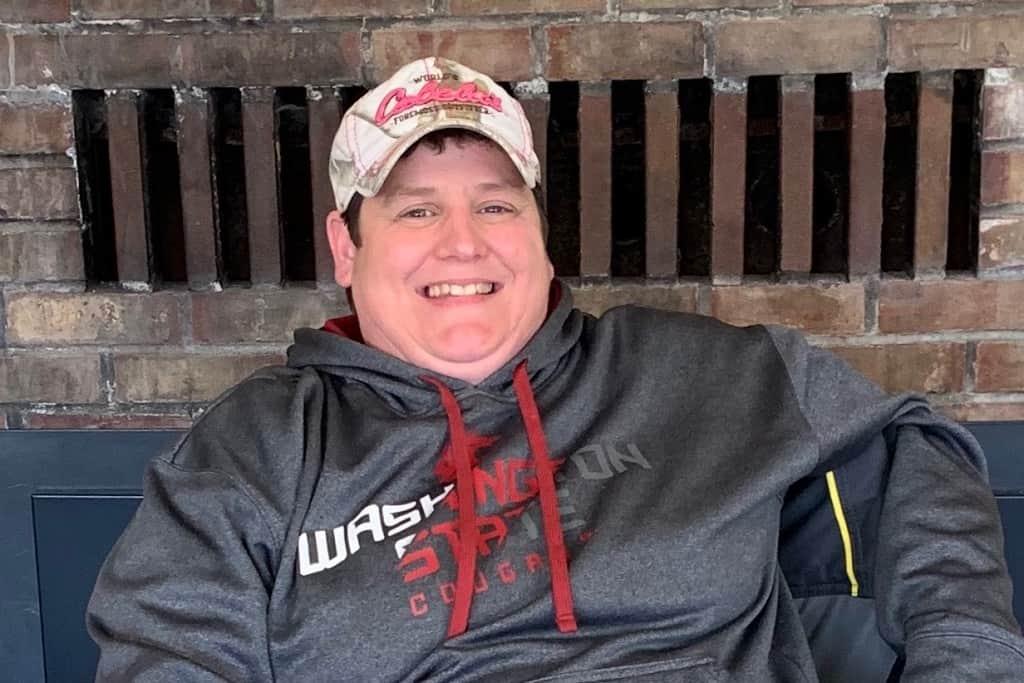 Mrs. Carlson - Handicap Lady