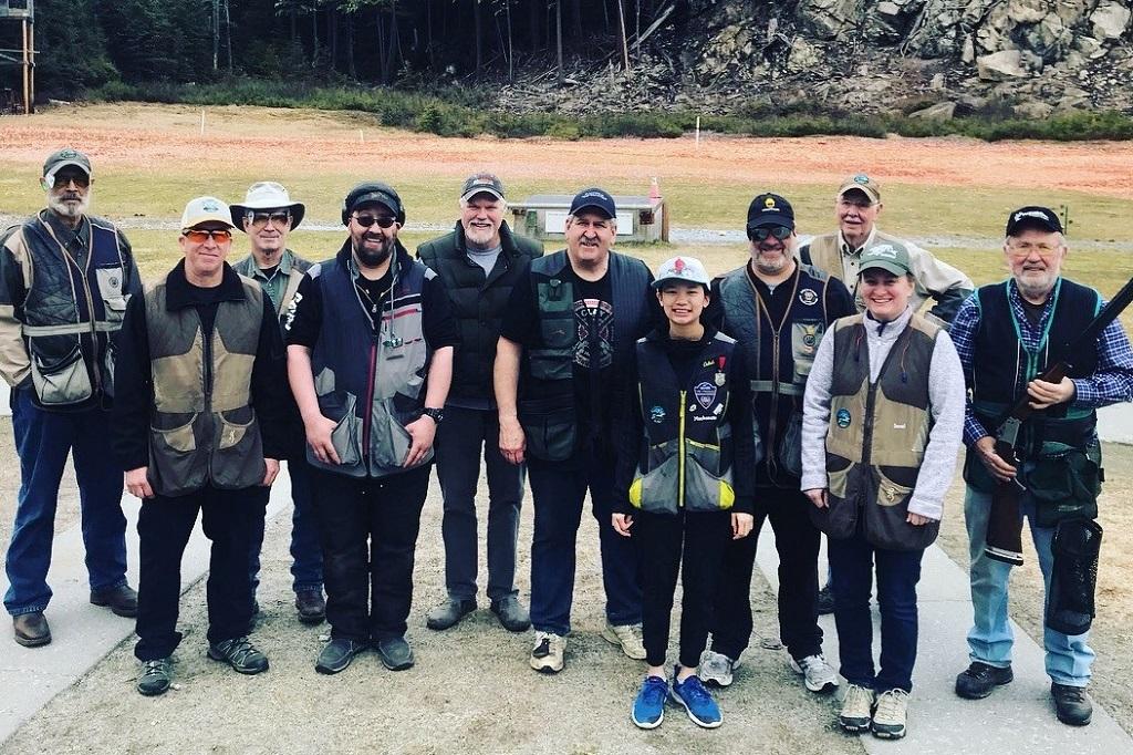 Juneau shooters April 13, 2019