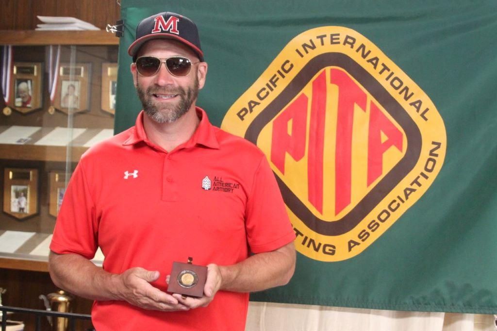 Ryan Costanti - Singles Champion
