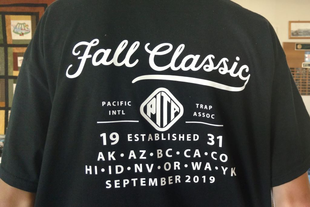 Telephonic Fall Classic-Sept. 27-29, 2019-10,000 in trophies/added money