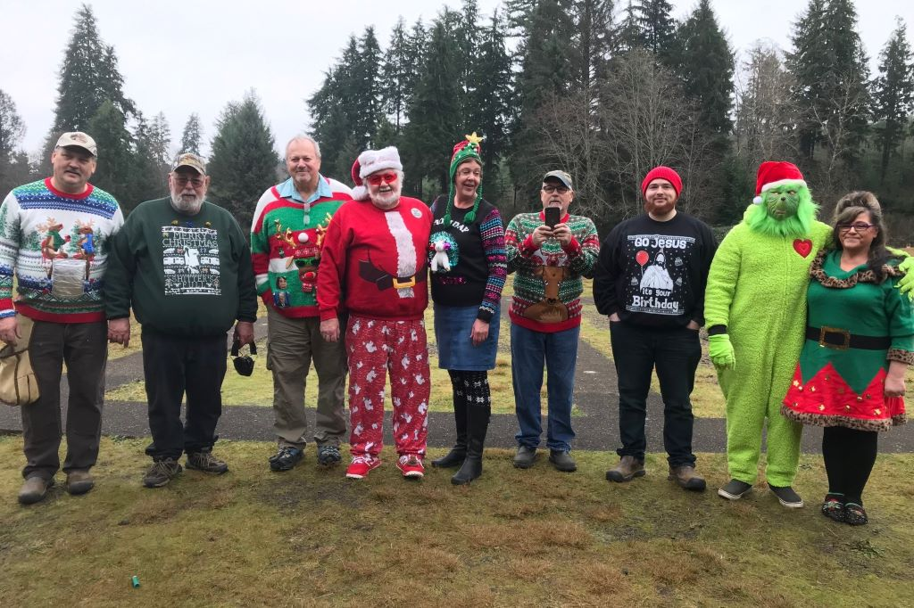 BKS ugly sweater contest 2019