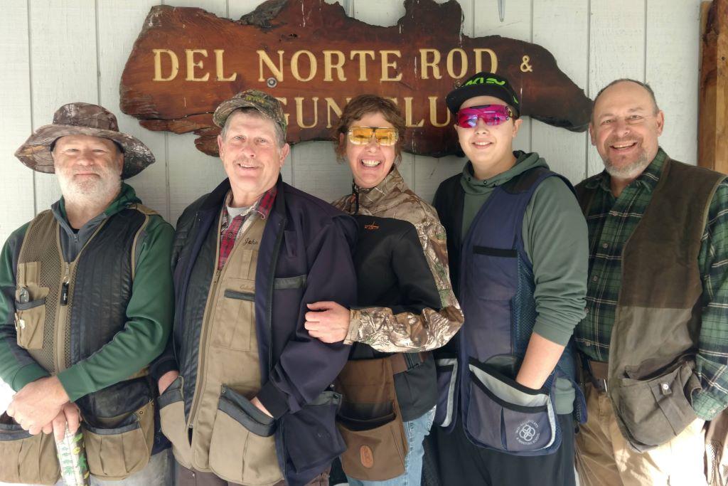 BKS shoots Del Norte crab buckle