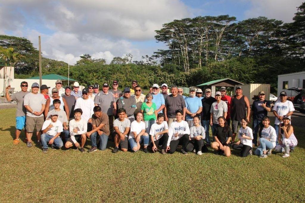 Hawaii State Shoot Big Island Trap Club 2020