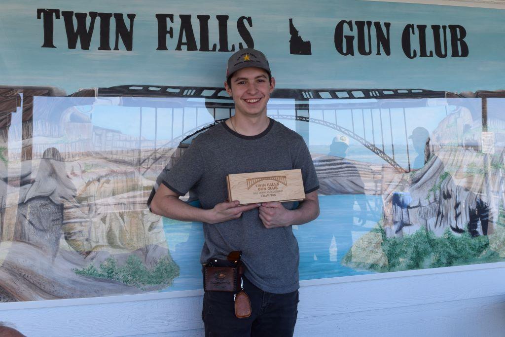 Evan - Doubles Champion
