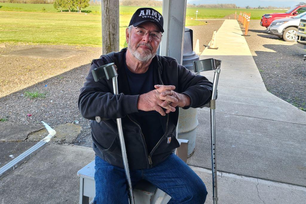 Larry - Wheelchair HOA Champion