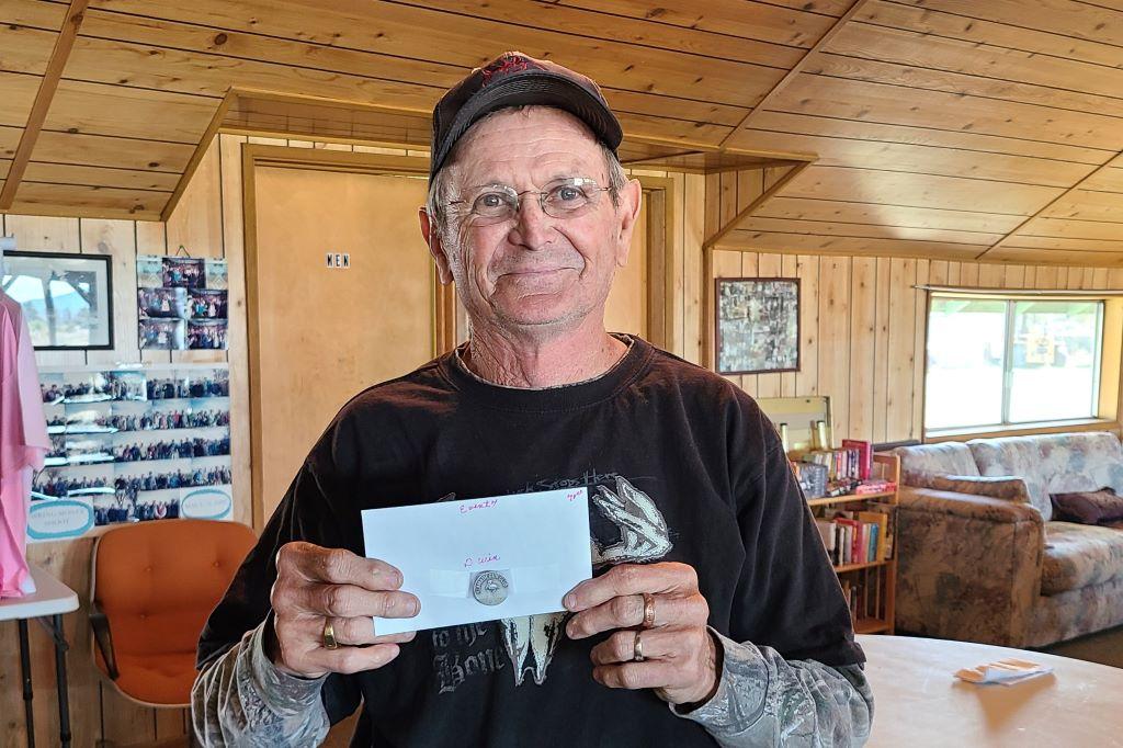 John - Singles Winner