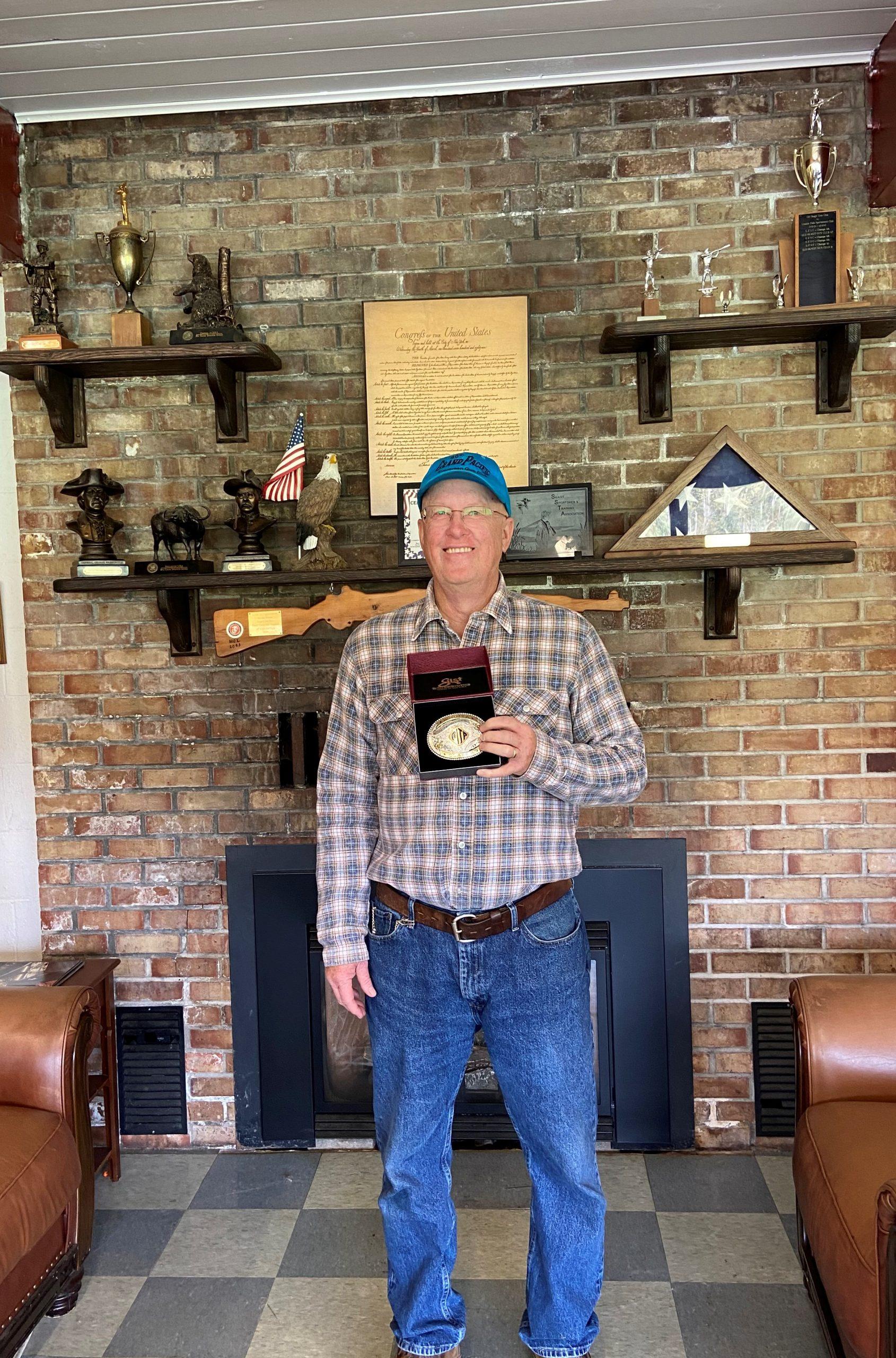 Tim A Class Winner